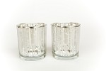 Birch Branch Votive, Set of 2