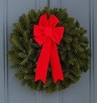 Personal Remembrance Wreath | Christmas Wreath