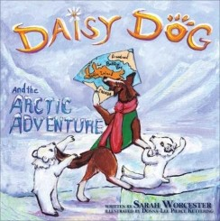 Daisy Dog and the Arctic Adventure | Children's Book